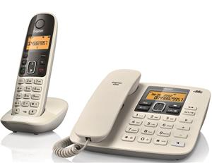 Gigaset A590 Corded Cordless Combo Telephone